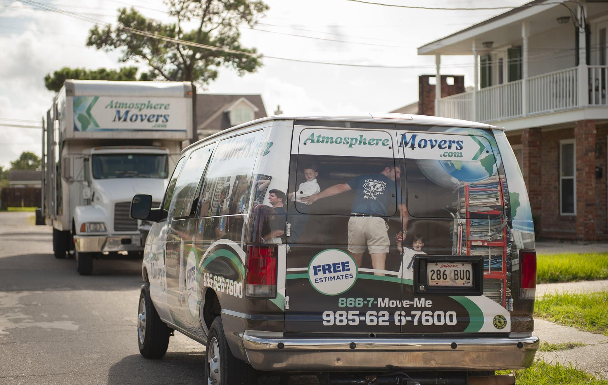 Atmosphere Movers 22